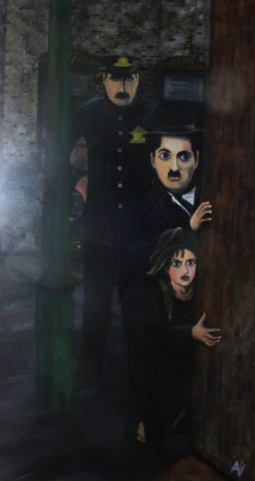 Charlie Chaplin edit